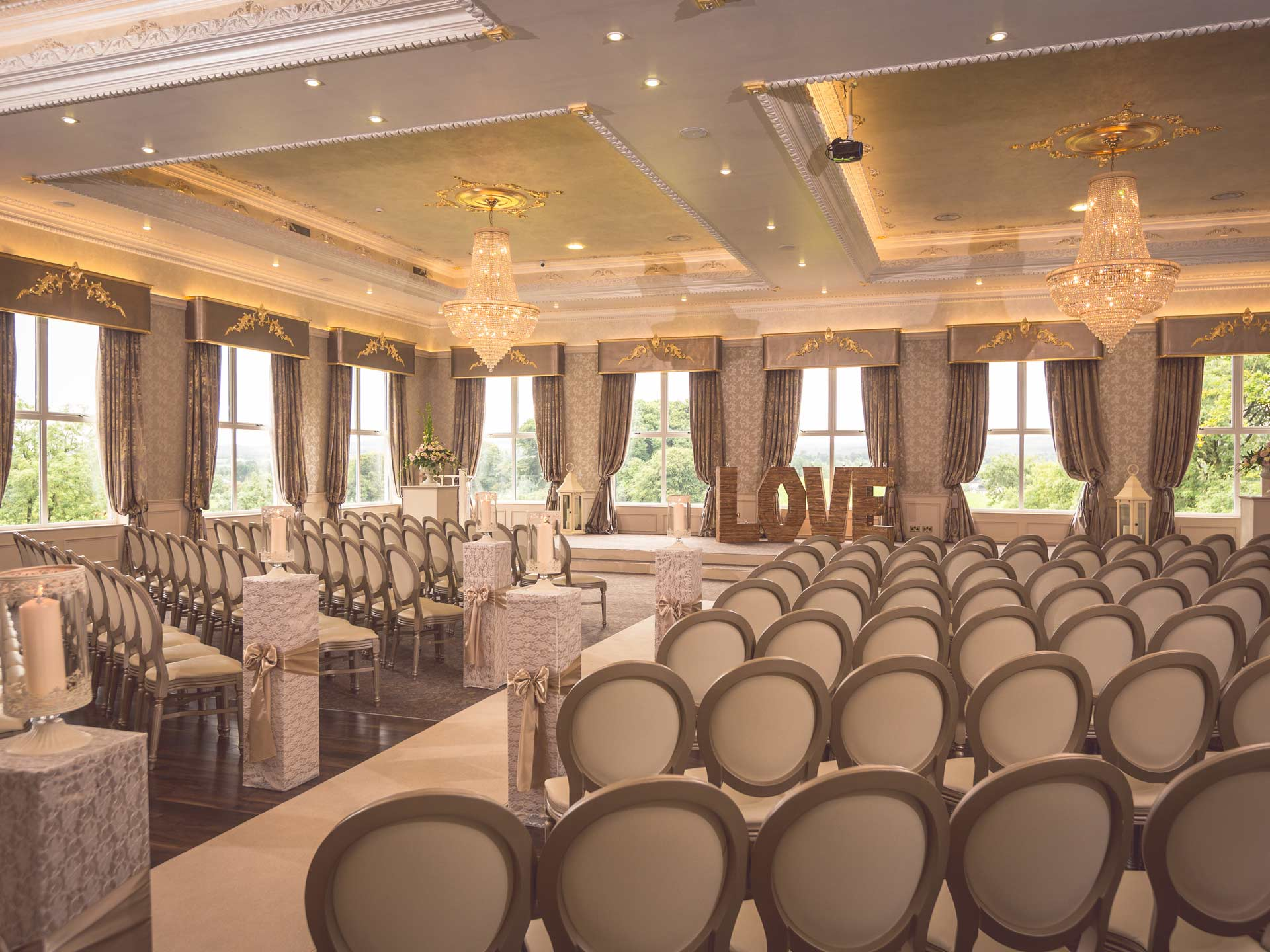 All Inclusive Wedding Packages Northern Ireland Galgorm Resort Spa